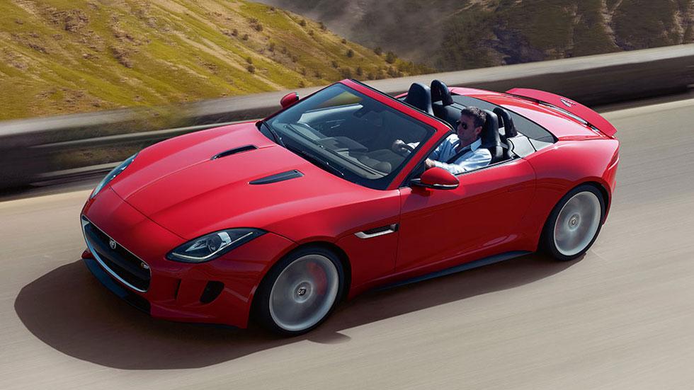 Jaguar F-Type, a partir de mayo desde 84.400 euros