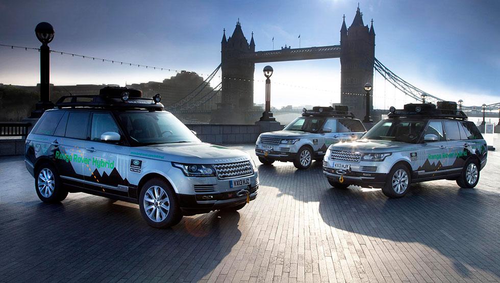 Jaguar Land Rover: 60 millones de euros en I+D