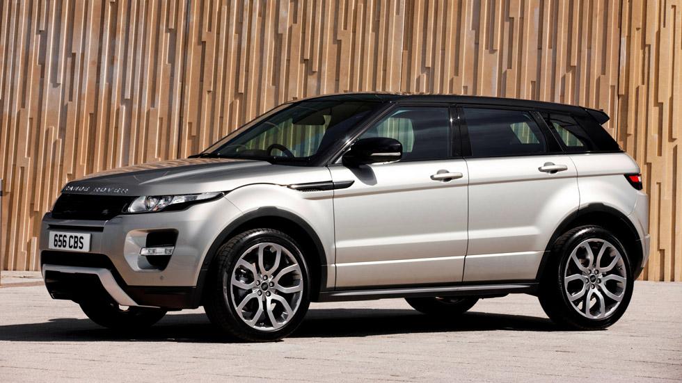 Evoque_e: el futuro eléctrico de Jaguar/Land Rover