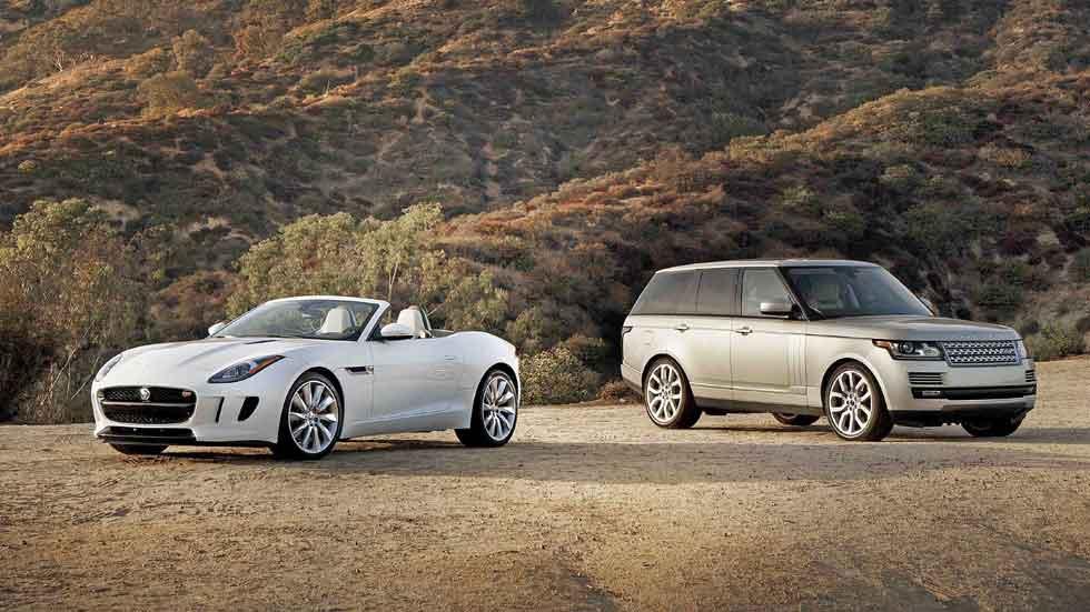 Jaguar-Land Rover y Renault, los que más crecen en Europa