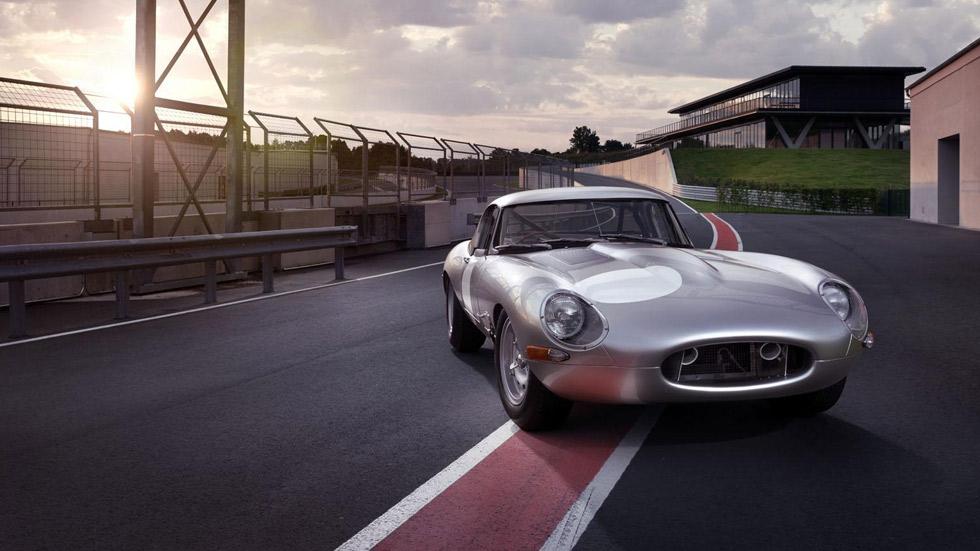 Jaguar Lightweight E-Type Prototype, un clásico que renace