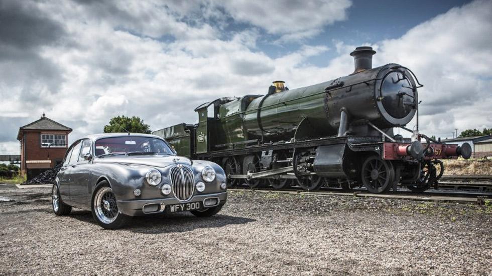 Jaguar Mark 2, el clásico de hoy según Ian Callum