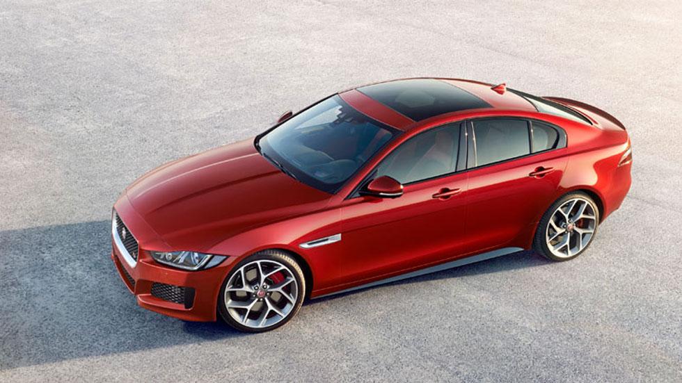 Jaguar XE S, información, vídeo y fotos del pequeño Jaguar de aluminio