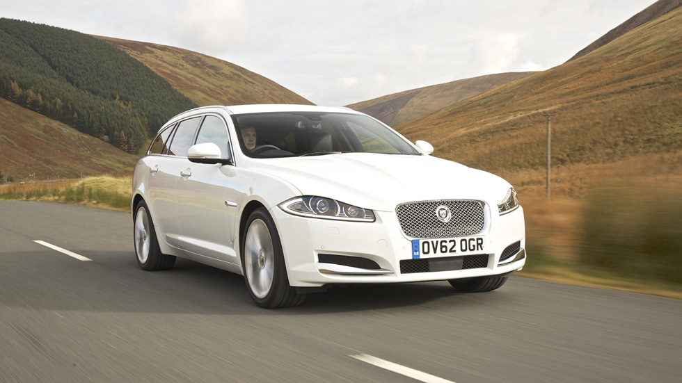 Jaguar XF y XF Sportbrake 2014, lujo y eficiencia