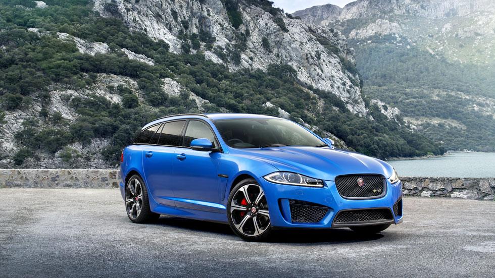Jaguar XFR-S Sportbrake: para las familias más deportivas