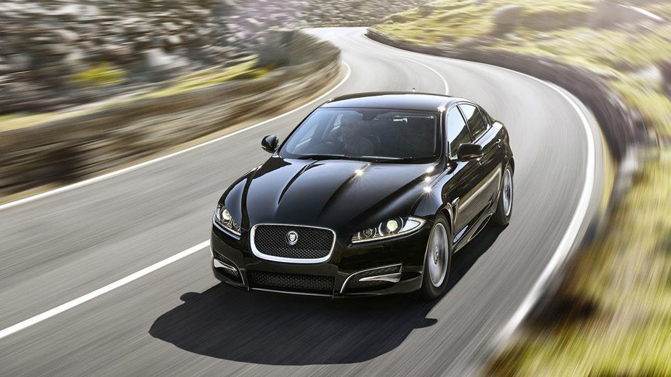 Jaguar XF R-Sport, lujo con toques deportivos
