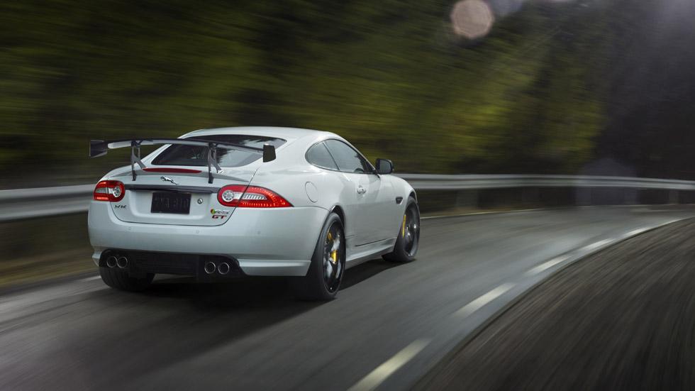 Jaguar XKR-S GT, el Jaguar más rápido de todos los tiempos