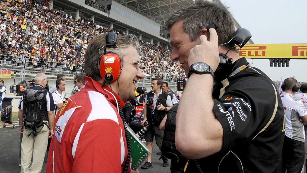 Ferrari ficha a James Allison como Director Técnico de chasis