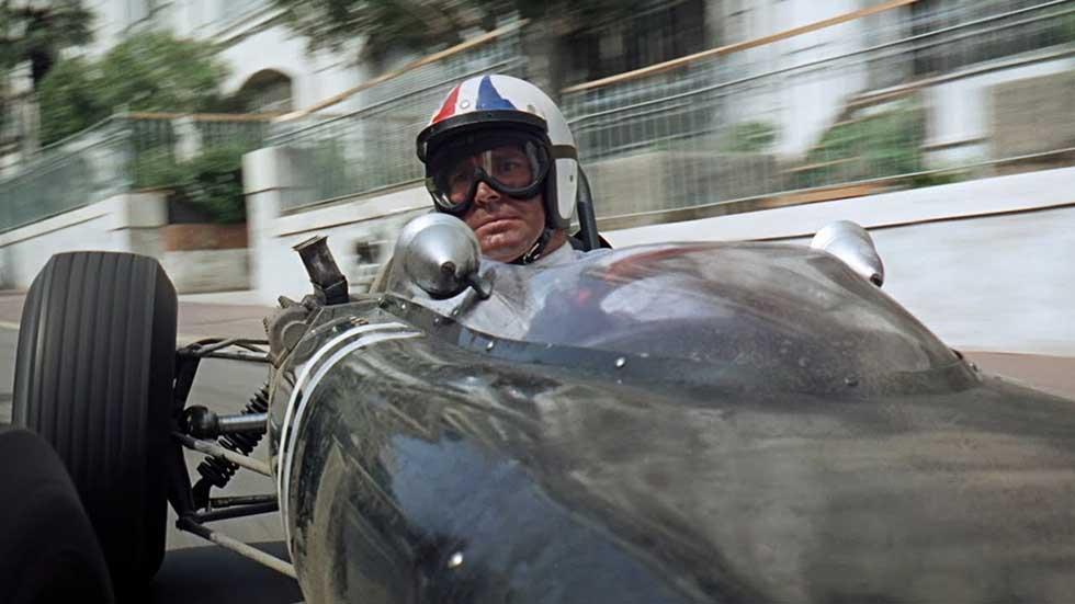 Adiós a James Garner, el protagonista de la mejor película de automovilismo de la historia