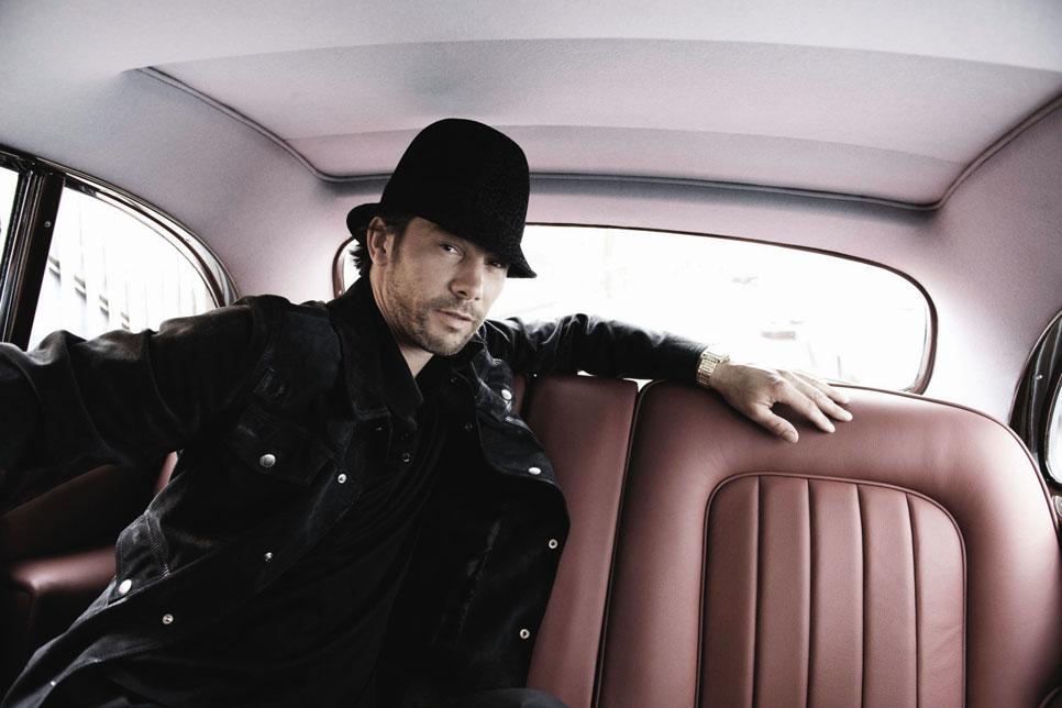 Jay Kay, el coleccionista de coches
