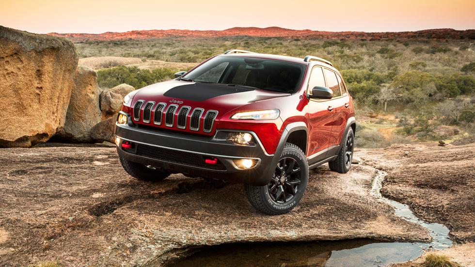 Nuevo Jeep Cherokee 2014, múltiples mejoras