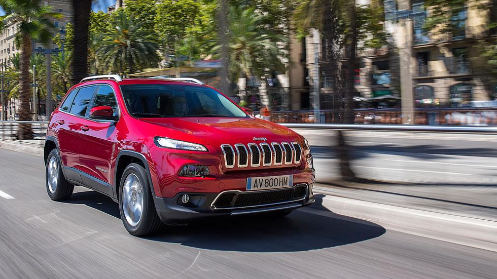 Nuevo Jeep Cherokee: llega el Diesel