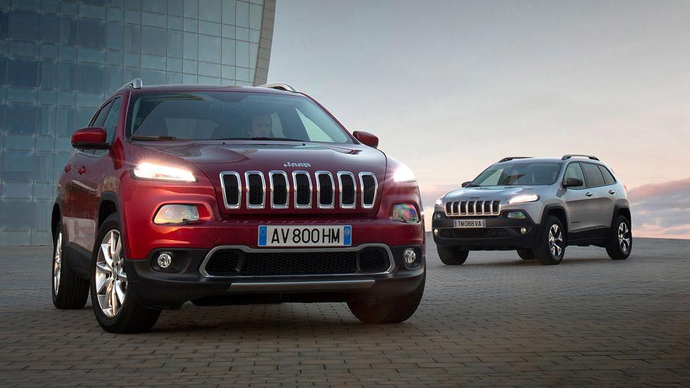 Jeep Cherokee Business Edition, más equipamiento por 30.300 euros