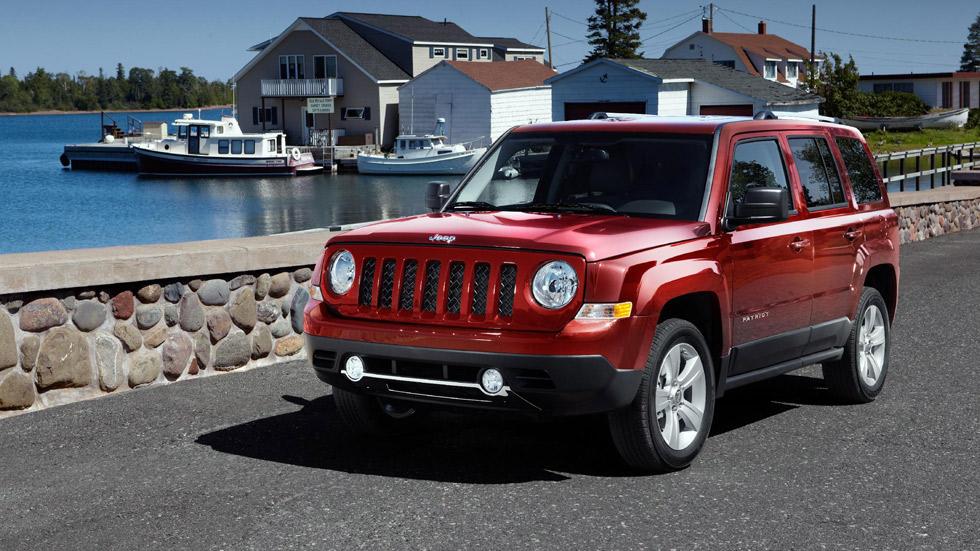 Jeep dejará de producir el Patriot y el Compass y resucitará el Grand Wagoneer