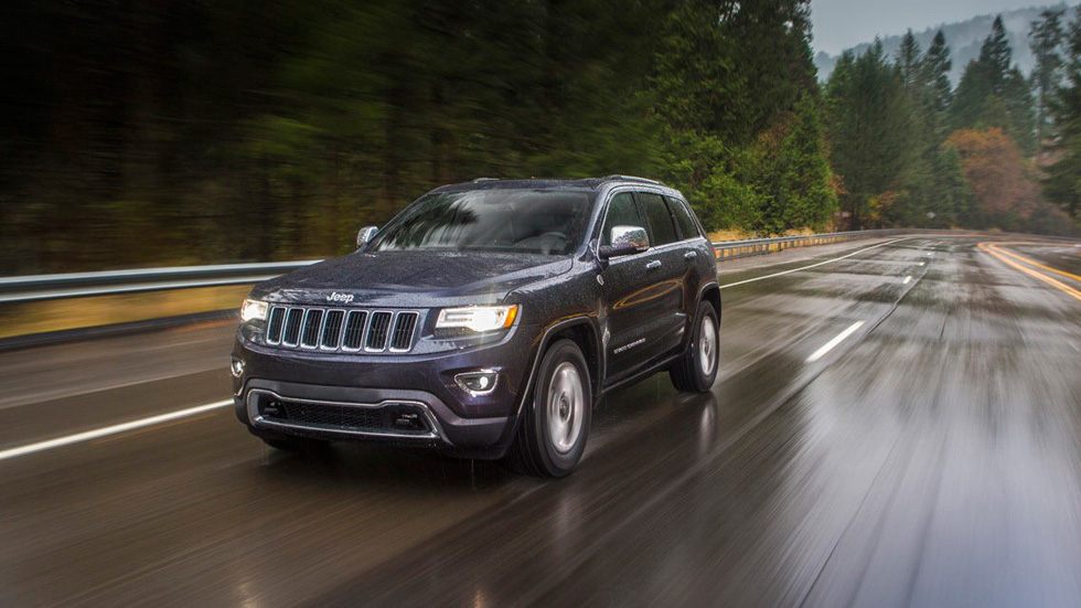 Nuevos Jeep Grand Cherokee, Compass y Patriot 2014
