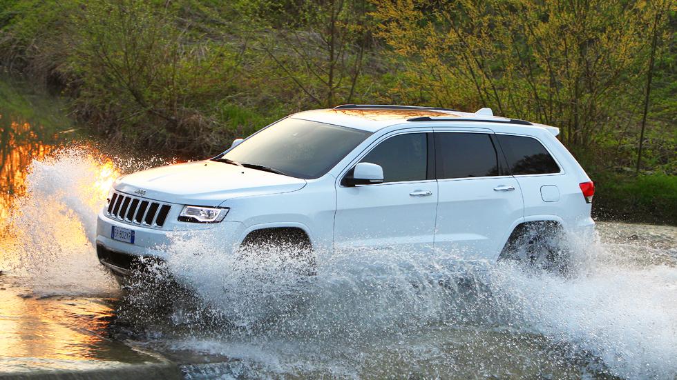 Contacto: nuevo Jeep Grand Cherokee, auténtico