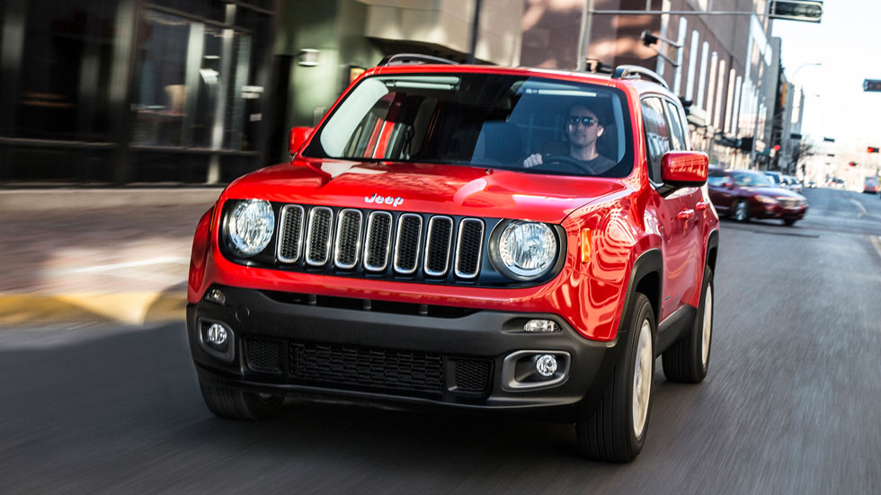 Jeep Renegade 2.0 Multijet 120 CV, un coche ideal