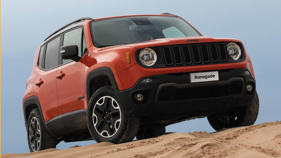 Jeep Renegade Opening Edition, edición limitada como estreno