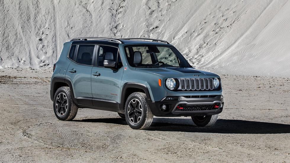 Jeep Renegade: el SUV pequeño que puede con todo