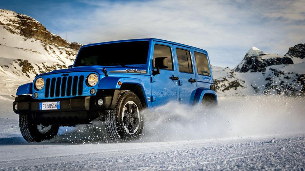 Contacto: Jeep Wrangler Polar, un 4x4 sin límites