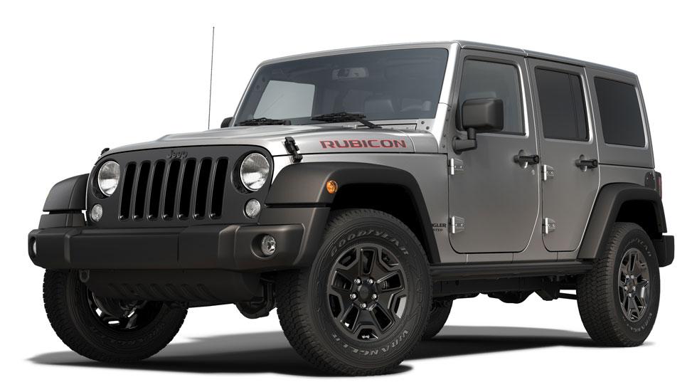 Jeep Wrangler Rubicon X, el tope de gama más campero