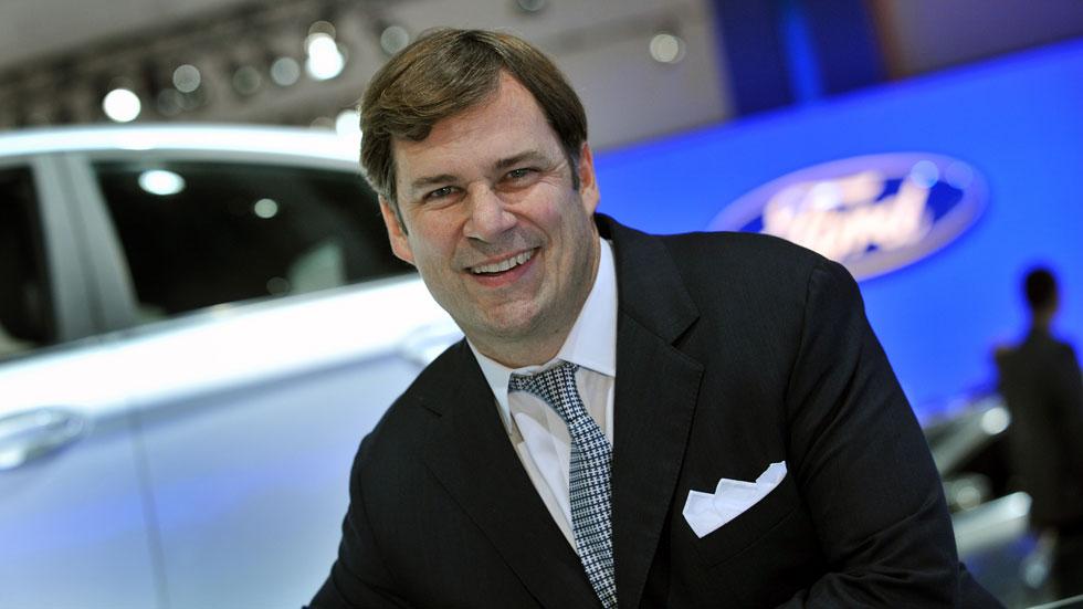 Jim Farley, nuevo presidente de Ford Europa