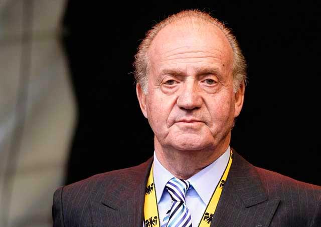 El Rey renuncia a dos Ferrari