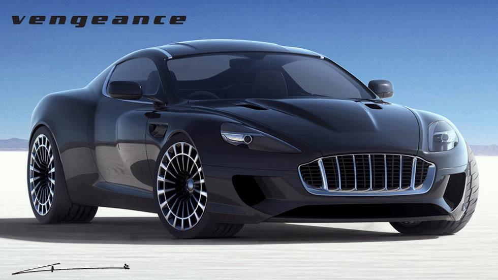 Kahn WB12 Vengeance, arte deportivo con alma de Aston Martin