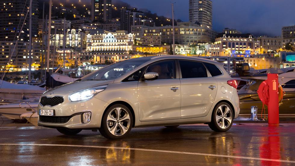 Nuevo Kia Carens, a finales de abril desde 19.900 euros