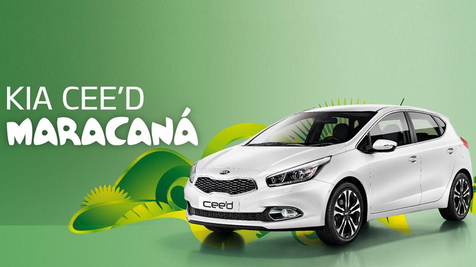 Kia cee'd Maracaná, 'samba' brasileña para el compacto surcoreano