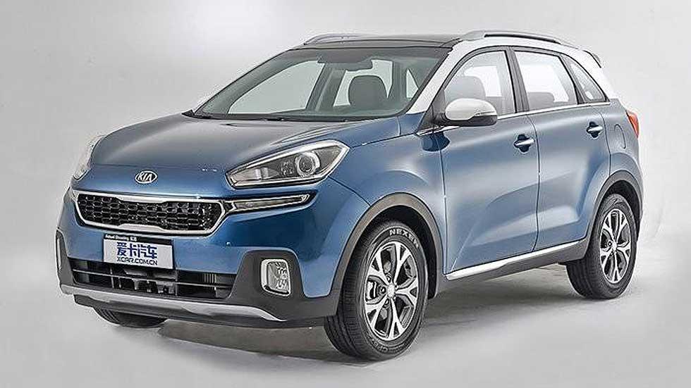 Kia KX3, el SUV de producción podría llegar en marzo