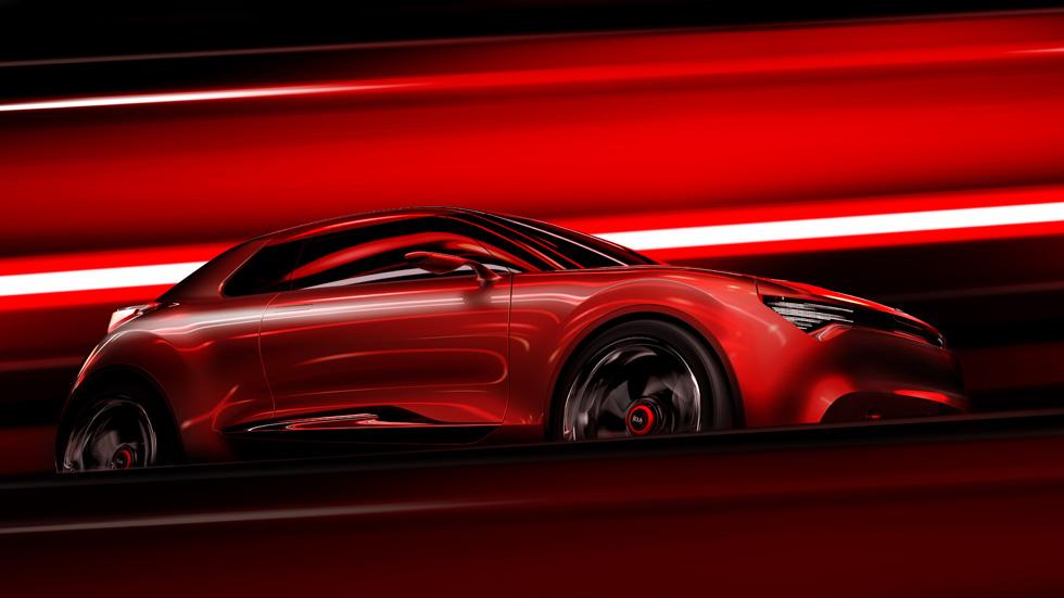 Kia sorprenderá en el Salón de Ginebra con un concept coupé