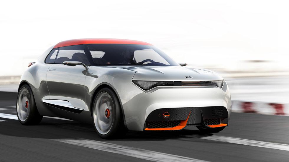 Kia Provo Concept, futuro híbrido