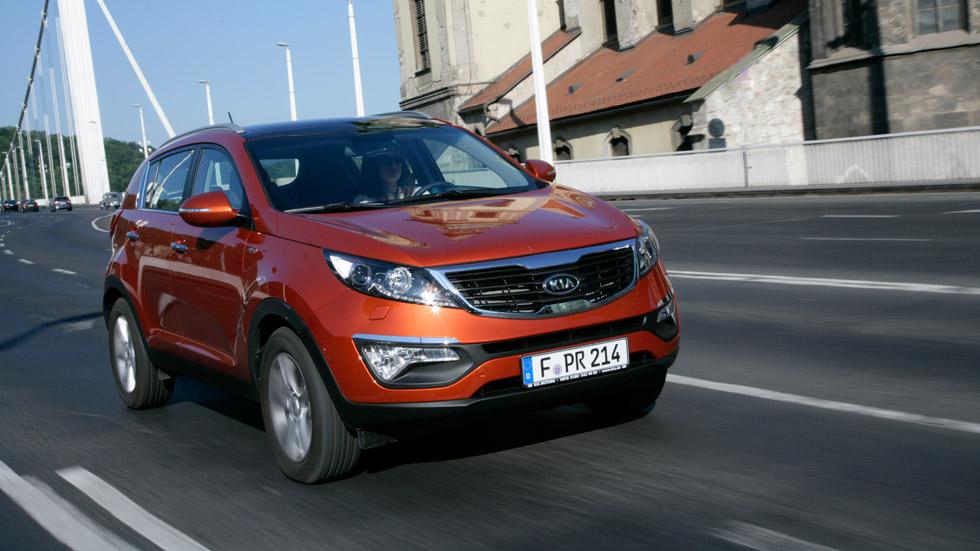 Kia Sportage Drive Plus: equipamiento extra