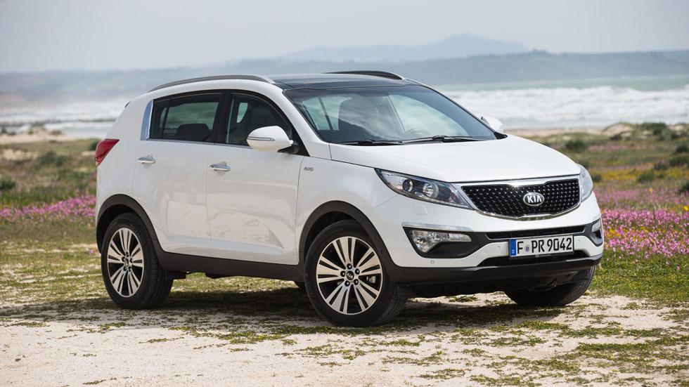 Kia Sportage, el SUV compacto surcoreano