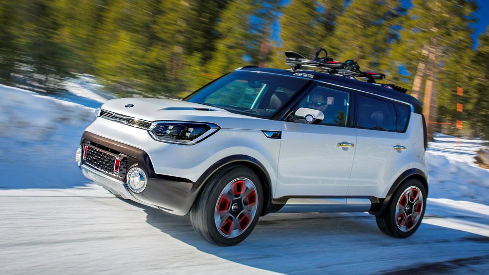 Trail'ster e-AWD, un  Kia Soul eléctrico para el campo