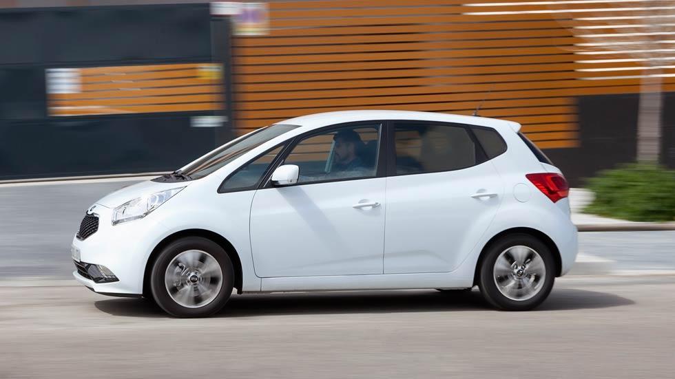 Kia Venga 2015, un coche más moderno y sofisticado