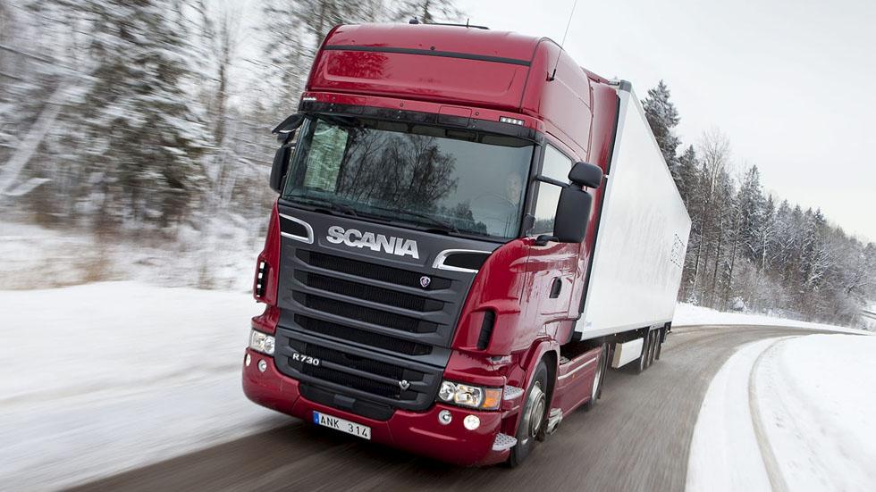 La conquista del clima: Scania estrena túnel de viento