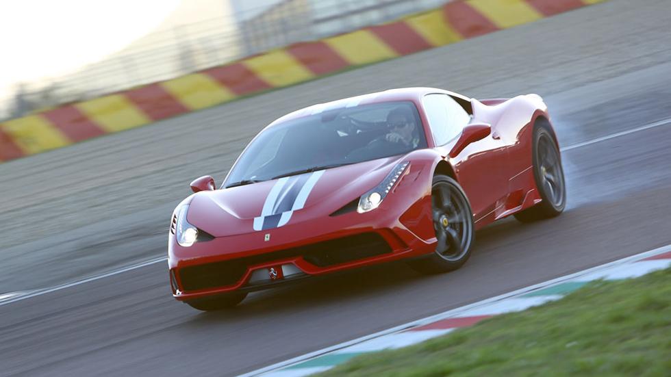 La primera 'añada' del Ferrari 458 Speciale estaría ya vendida
