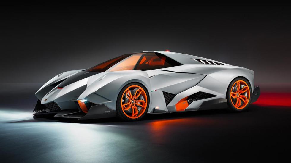Lamborghini Egoista Concept, otro regalo de 50 aniversario