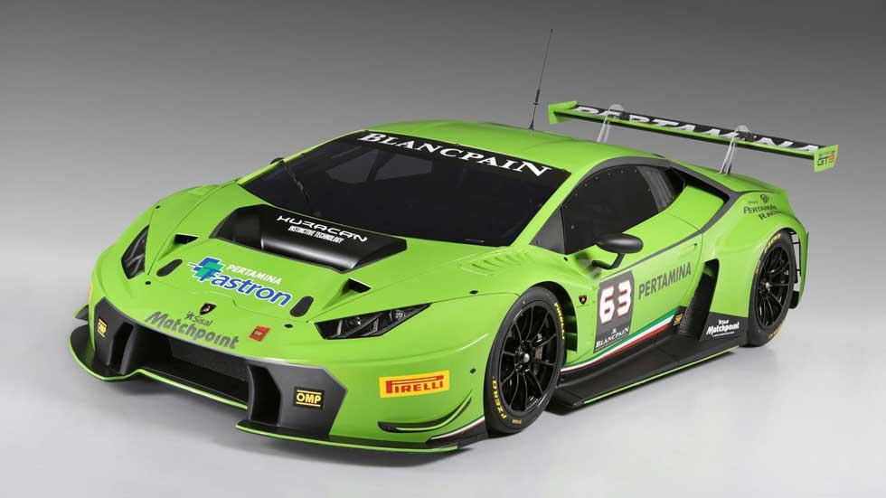 Lamborghini Huracán GT3, listo para rugir en carreras europeas
