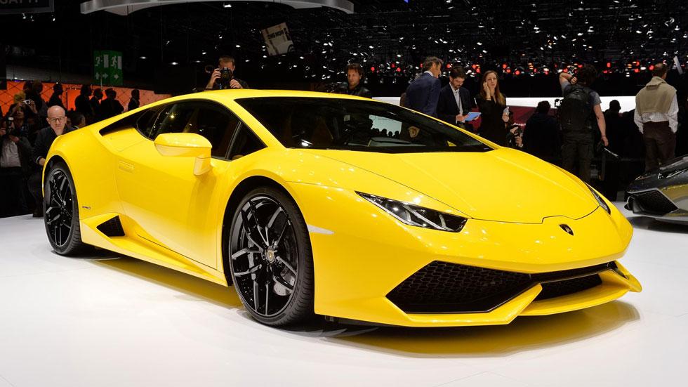 Lamborghini Huracan LP610-4: el nuevo 'toro'