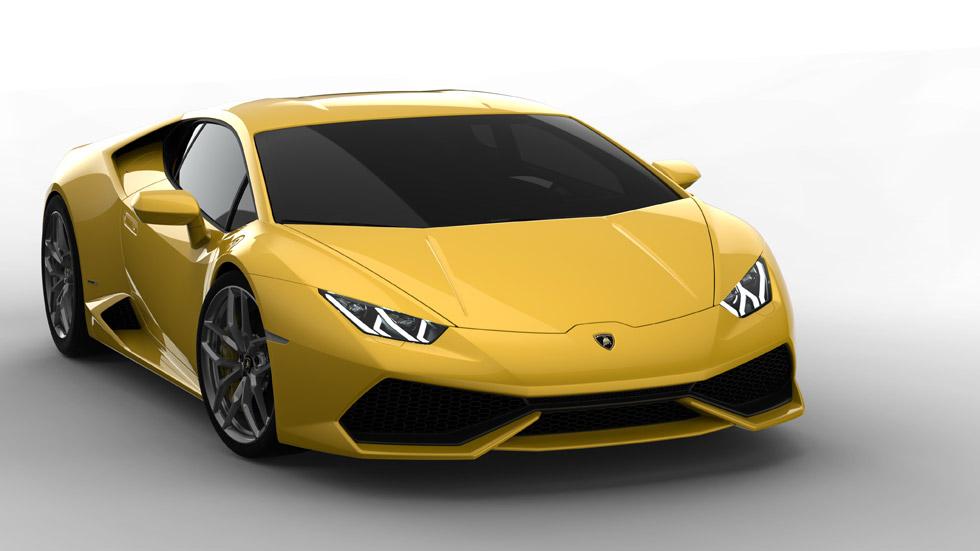 El Lamborghini Huracán ya es una realidad, ¡bienvenido!