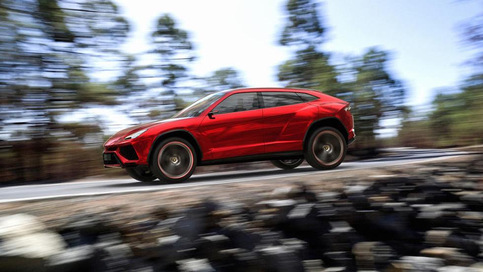 Lamborghini Urus: luz verde a su producción en 2017
