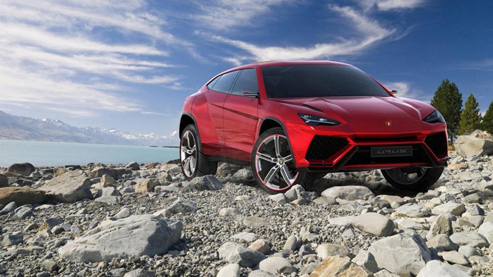 El Lamborghini Urus será realidad en 2017