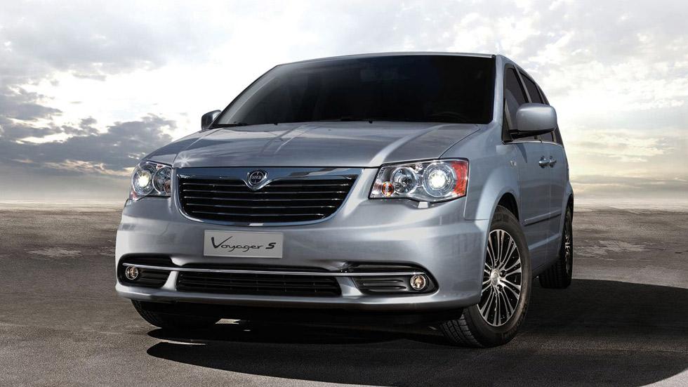 Lancia Voyager S, confort y exclusividad