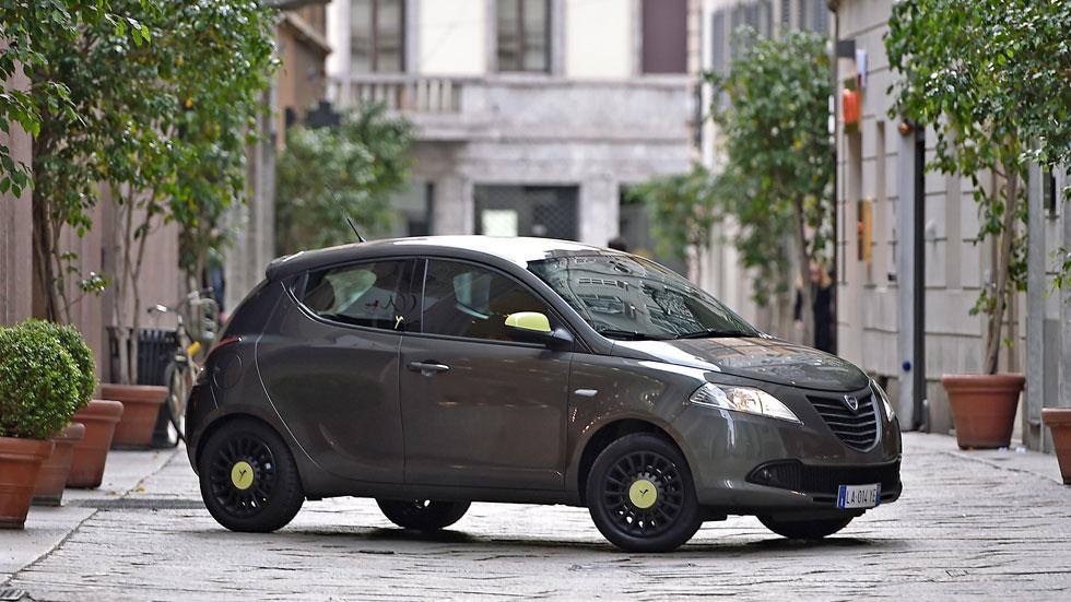 Lancia Ypsilon Elefantino 2014, el urbano más 'fashion'