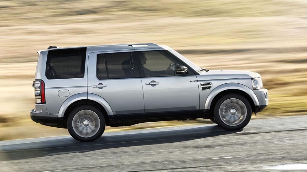 Land Rover Discovery 'XXV Special Edition', de cumpleaños