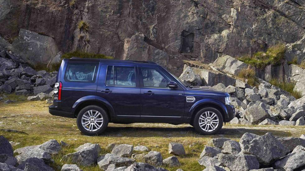 Land Rover Discovery 2014: preparado para todo