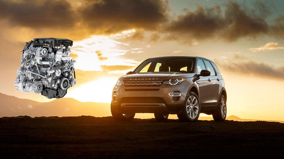 Land Rover Discovery Sport Ingenium, bienvenida a la tracción delantera (precios)